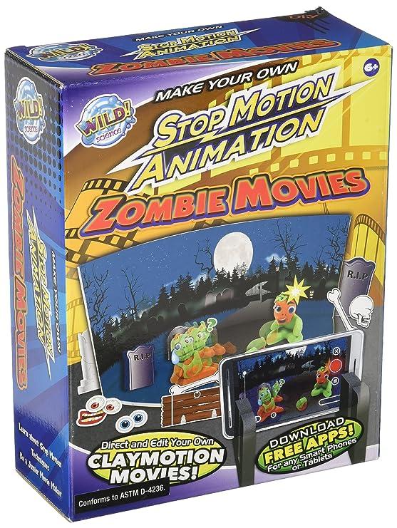 Juego - Tedco salvaje ciencia - Zombie Stop Motion Aprendizaje ...