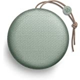 B&O Play Beoplay A1 Portable Bluetooth Speaker, Wireless Splash and Dust Resistant Speaker with Built-In Microphone, Aloe