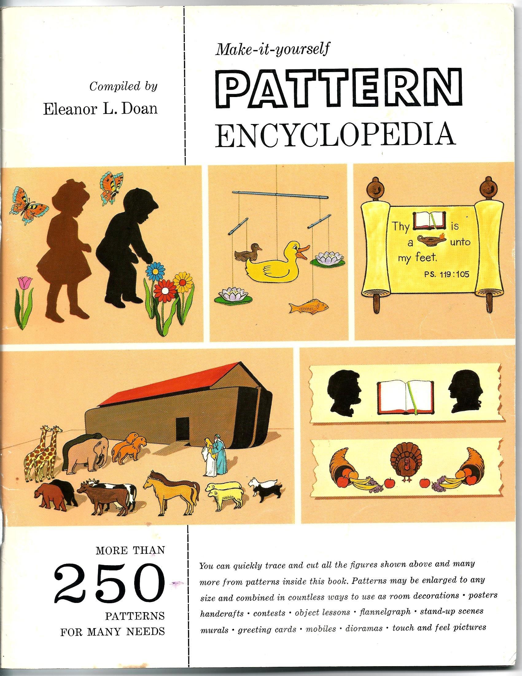 Make it yourself pattern encyclopedia eleanor l ed doan amazon make it yourself pattern encyclopedia eleanor l ed doan amazon books solutioingenieria Gallery