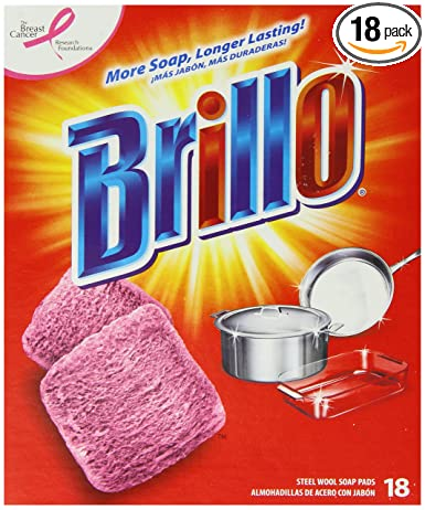 Brillo Red - 18 Count