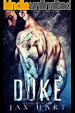 DUKE: A CONTEMPORARY MC ROMANCE (CREED MC BOOK ONE)