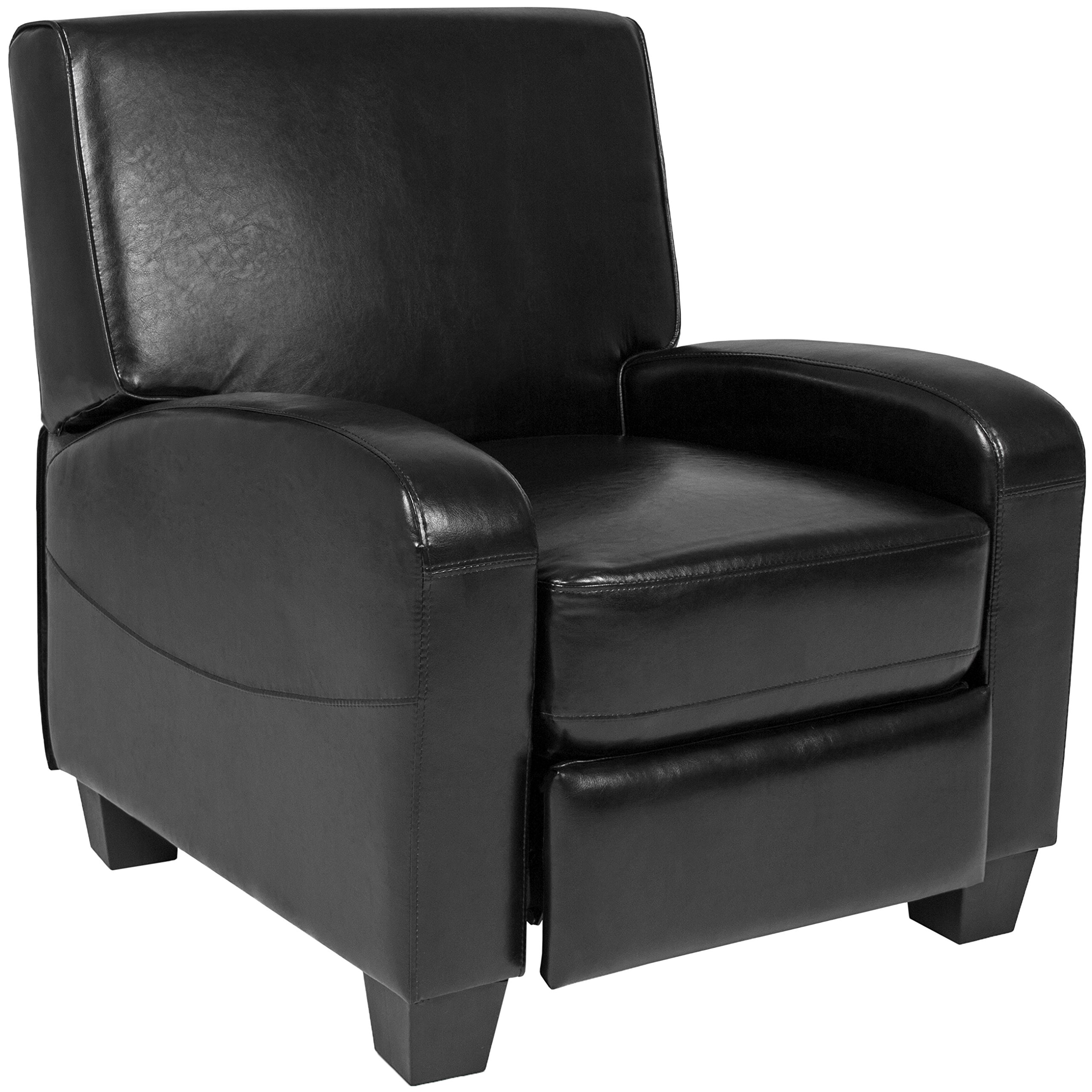Best Choice Products Padded PU Leather Home Theater Recliner Chair