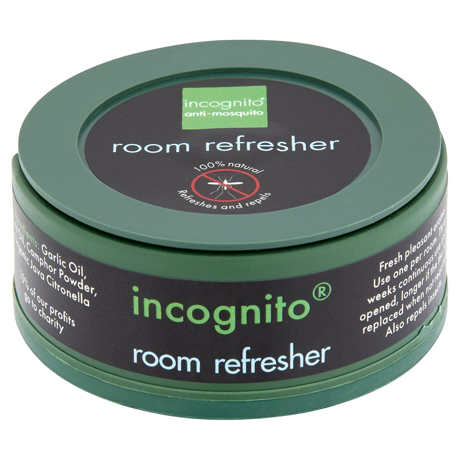 Incognito Less Mosquito Insect Repellent Room Refresher Merchant City Group ICO-ROOM1