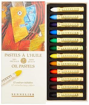 Sennelier Oil Pastel Set