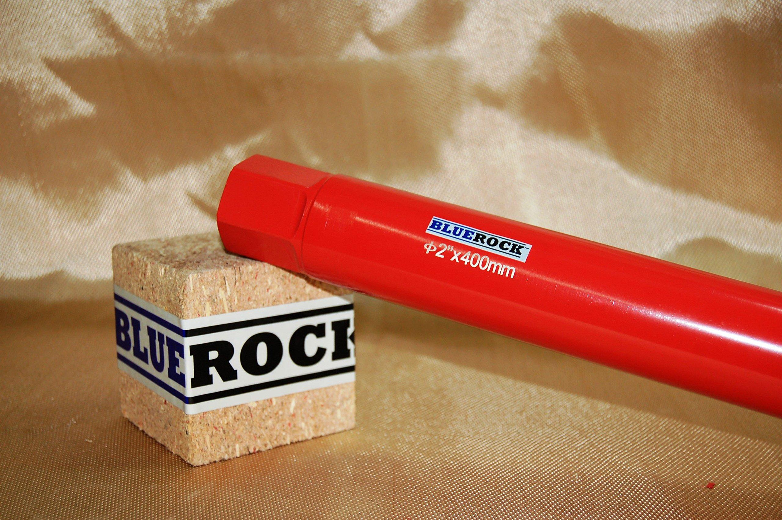2'' Diamond WET Coring Bit - Concrete Core Drill by BLUEROCK Tools by BLUEROCK