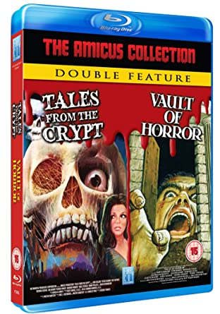 Tales From The Crypt Vault Of Horror Amicus Collection Blu Ray