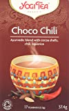 Yogi Tea  Choco Chili 17 teabags (Pack of 6, total 102 teabags)
