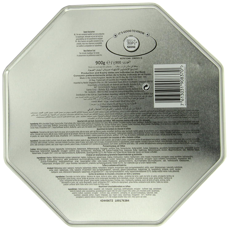 Amazon.com : Nestle Quality Street Tin Extra Large, 900 gram Can ...