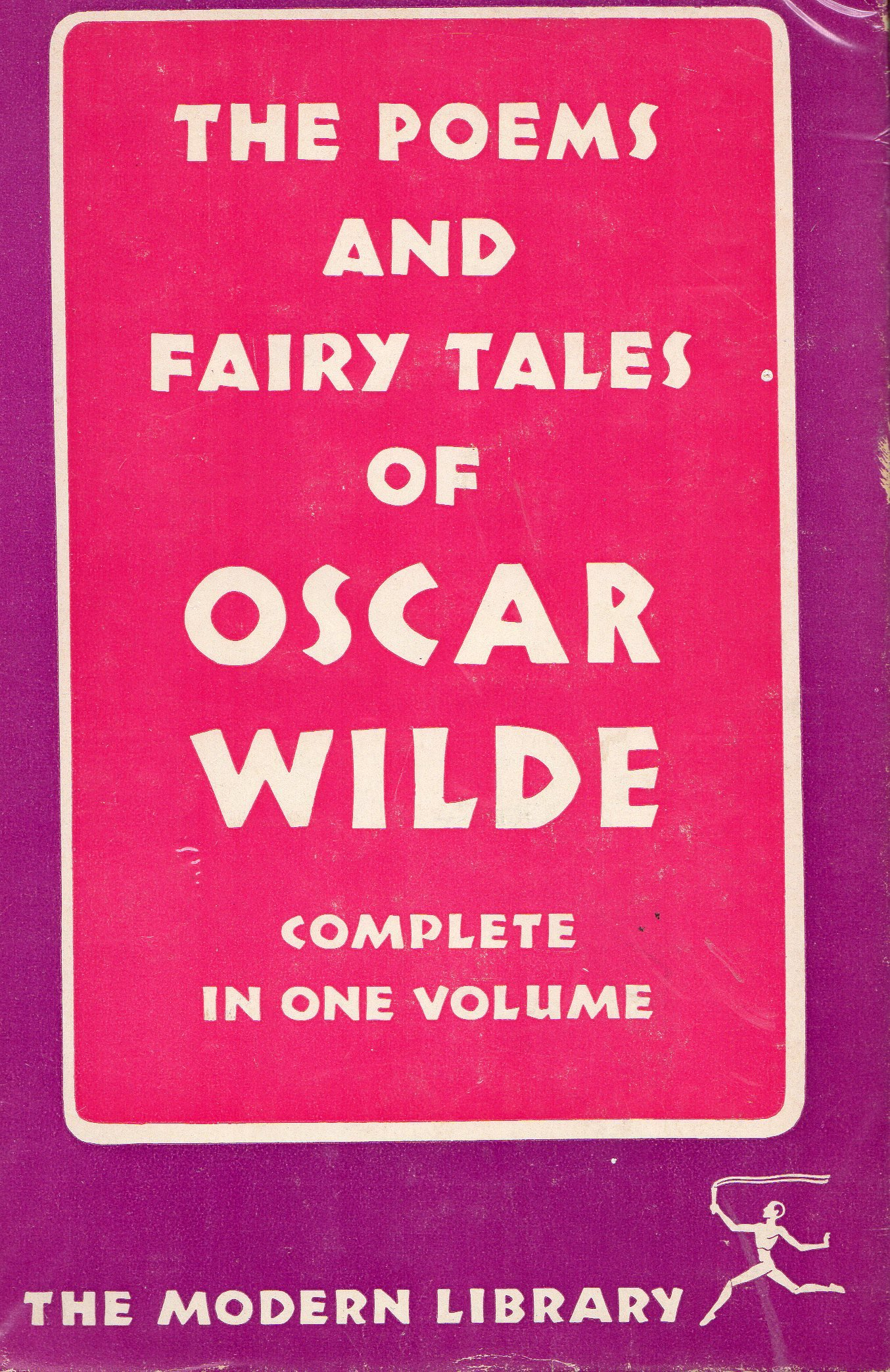 The Poems And Fairy Tales Of Oscar Wilde Complete In One