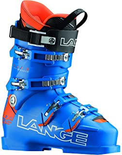 Lange Herren Skischuh LBD1050 RS 130 Wide power blue MP 290