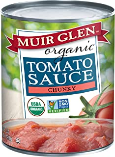 product image for Muir Glen Organic Chunky Tomato Sauce, 28 oz