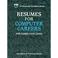 Resumes for Computer Careers, Second Edition (Vgm's Professional Resumes Series)