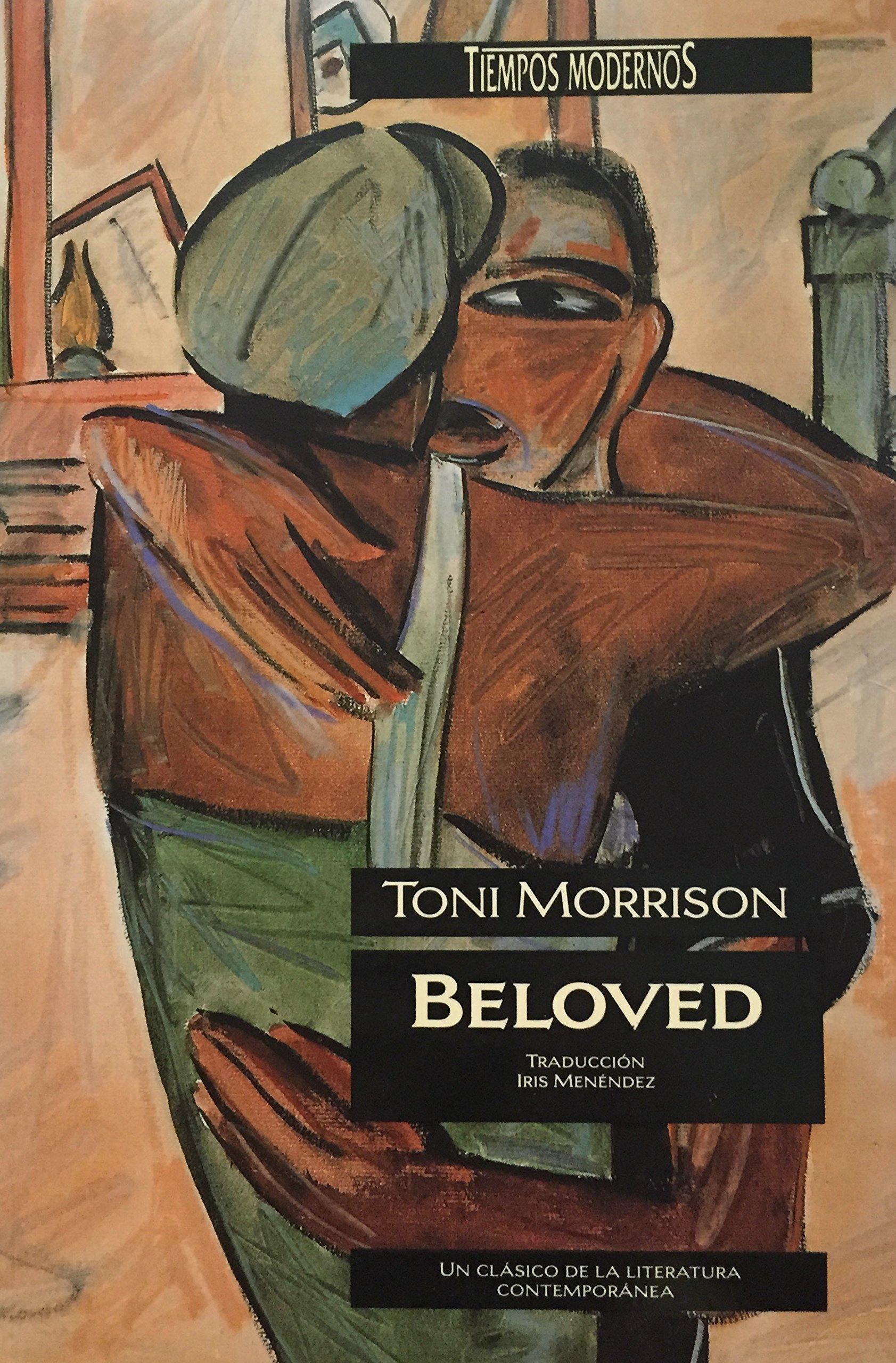 Beloved Toni Morrison Book