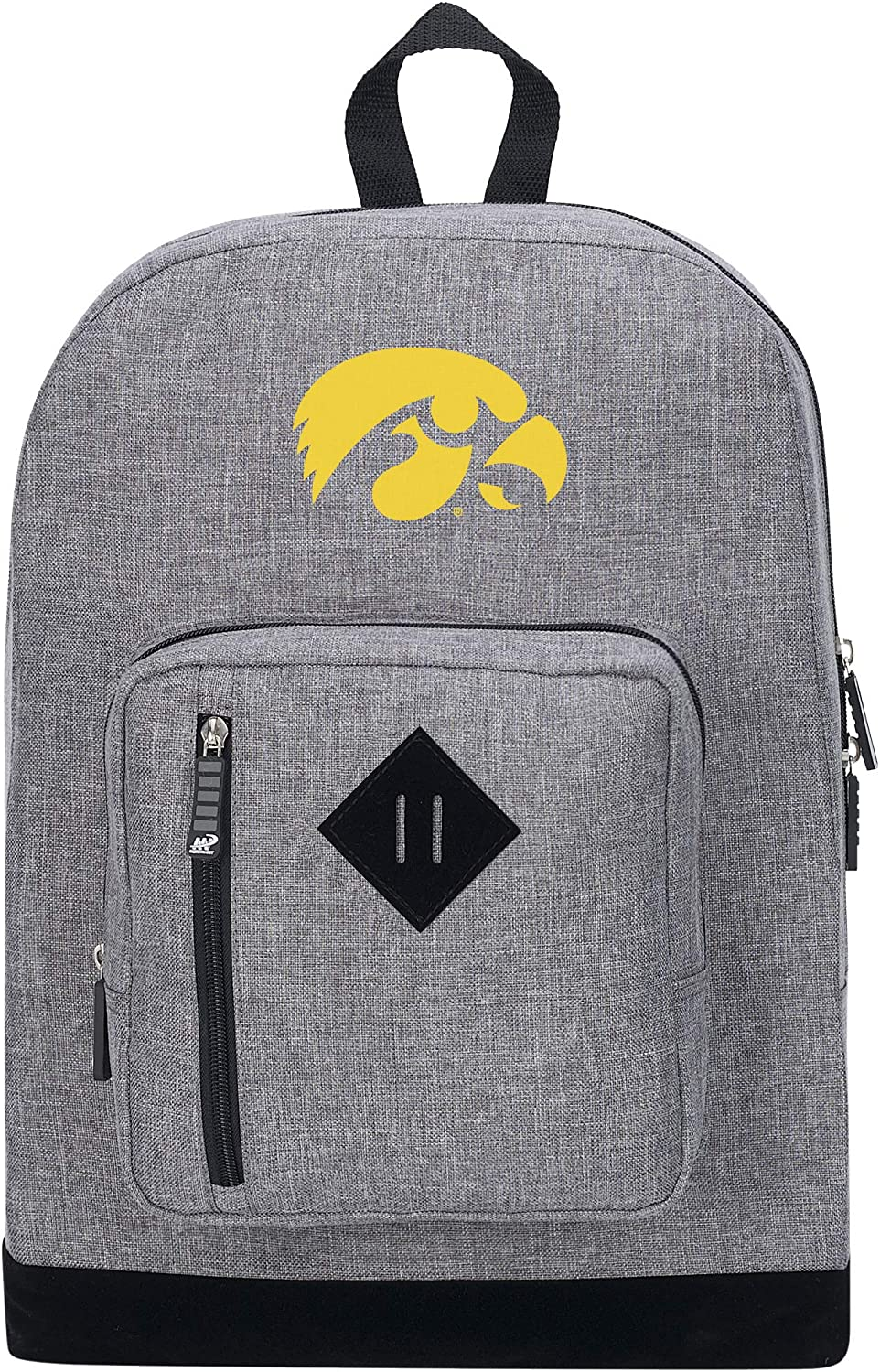 Officially Licensed NCAA Playbook Backpack Multi Color 18 x 5 x 13
