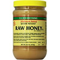 Y.S. Organic Bee Farms Y.S. Eco Bee Farms Raw Honey - 22 Oz, Pack Of 2