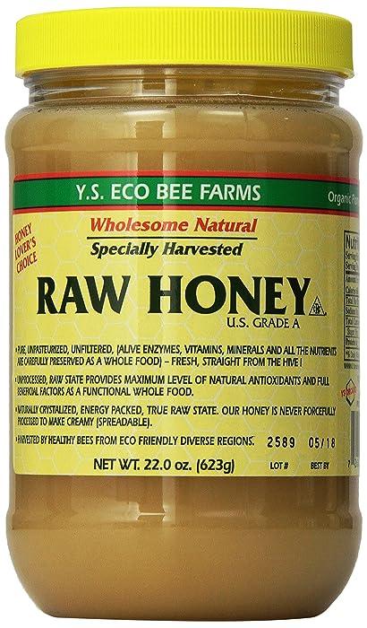 Top 10 Nature Natpotatoes Raw Unfiltered Honey