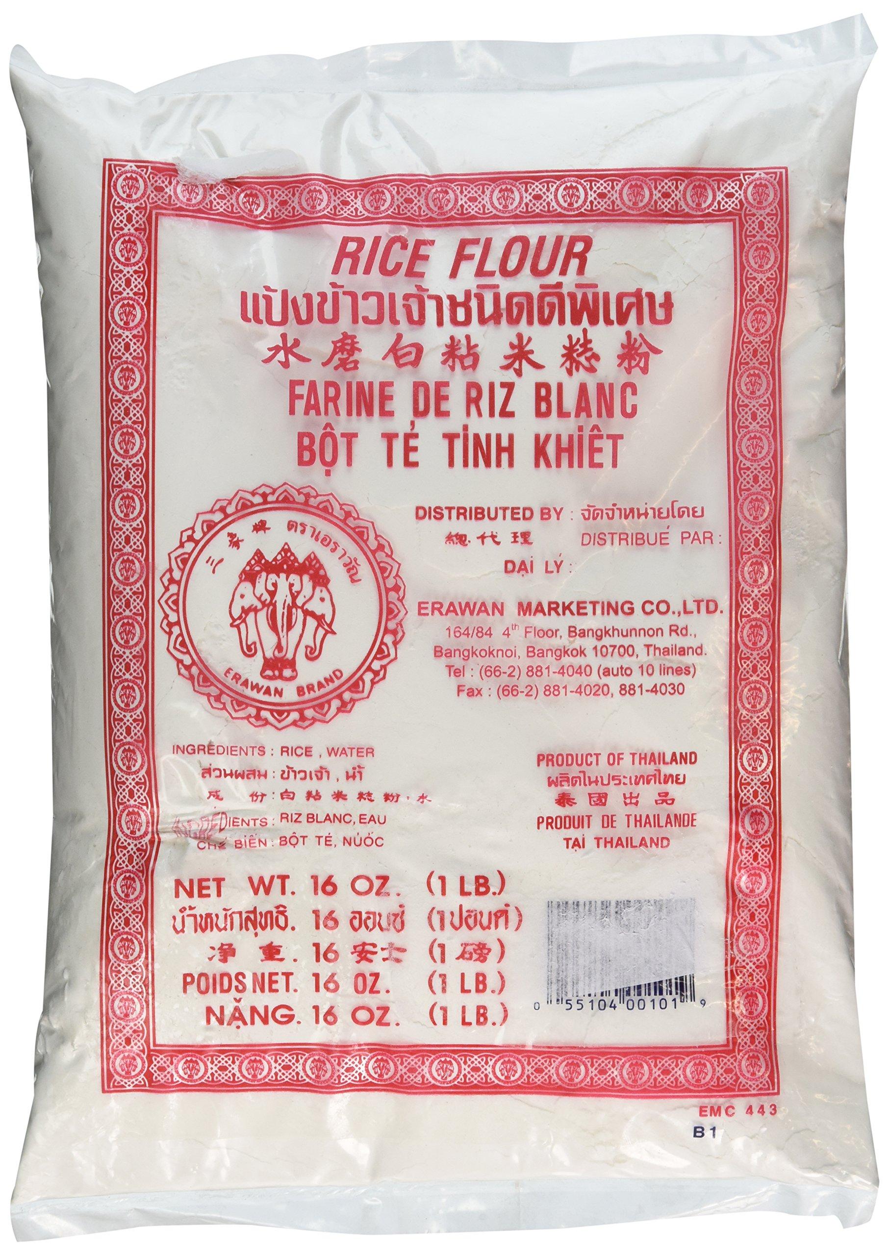 Thai Rice Flour - 16 oz