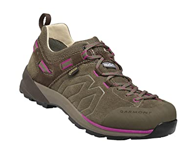 Garmont Santiago Low GTX Hiking Low Cut Shoes Women Brown/Fucsia 37 2017 Trekking- & Wanderschuhe wfnQkf