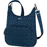 Travelon Anti-Theft Classic Essential Messenger Bag (One Size, GEO Tile)