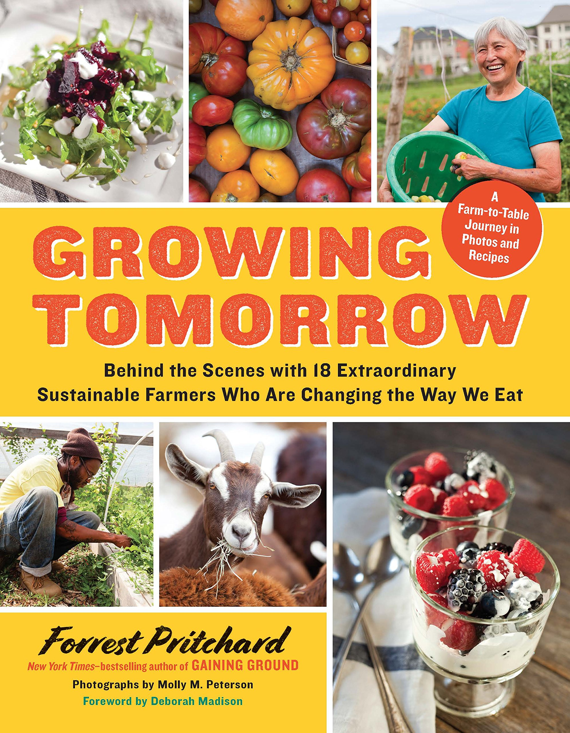 Growing Tomorrow A Farm To Table Journey In Photos And