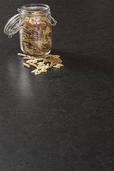 Schwarzer Granit schwarzer granit resopal küchenarbeitsplatten 3m 600mm 38mm