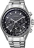 [シチズン] 腕時計 アテッサ エコ・ドライブ 電波時計 ワールドタイム ジェットセッター CC4000-59E メンズ