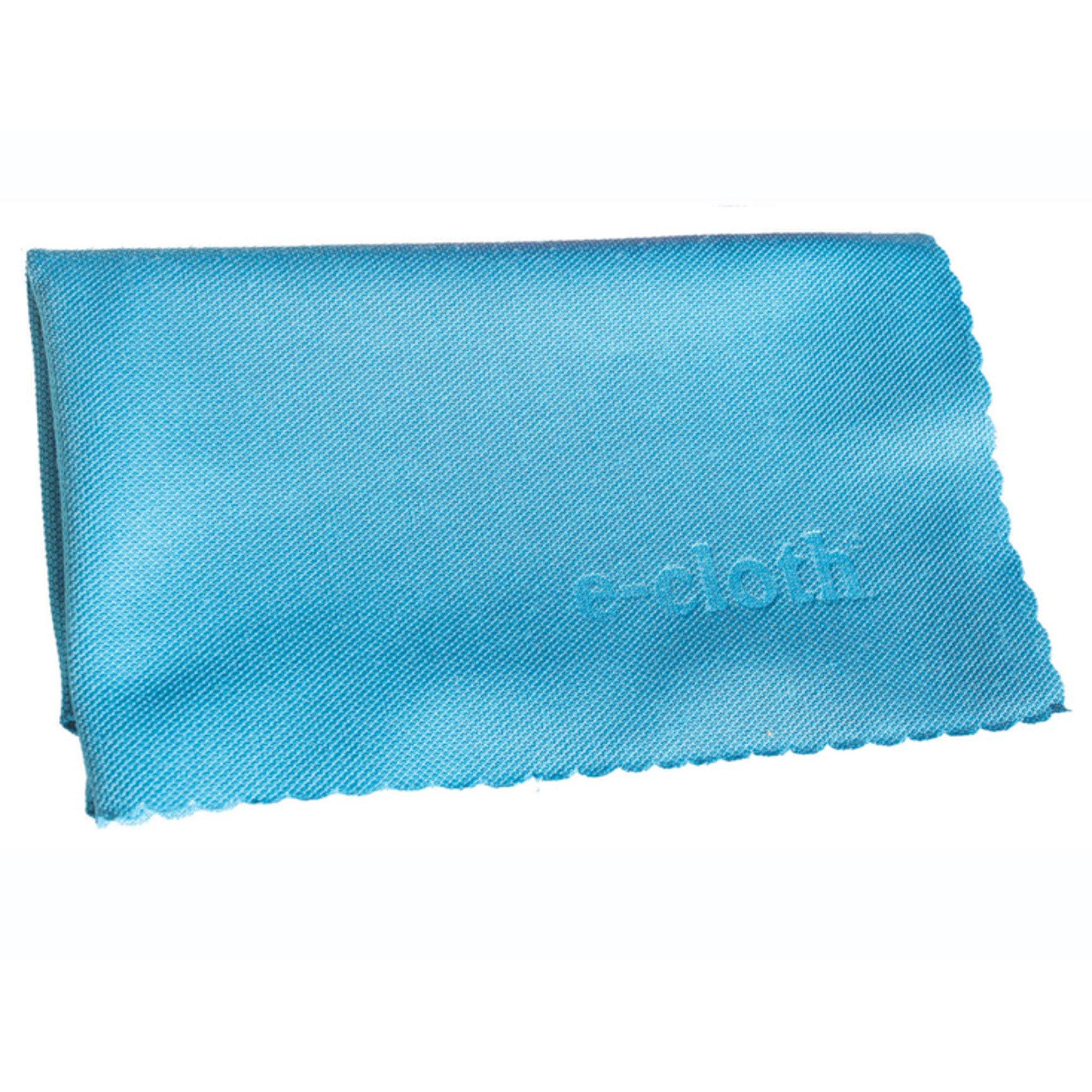 Glass & Polishing Cloth - Brilliant for Sparkling Windows, Mirrors, Glassware, Chrome, and More by E-Cloth (Image #3)