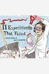 11 Experiments That Failed Kindle Edition