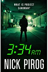 3:34 a.m. (Henry Bins Book 4) Kindle Edition