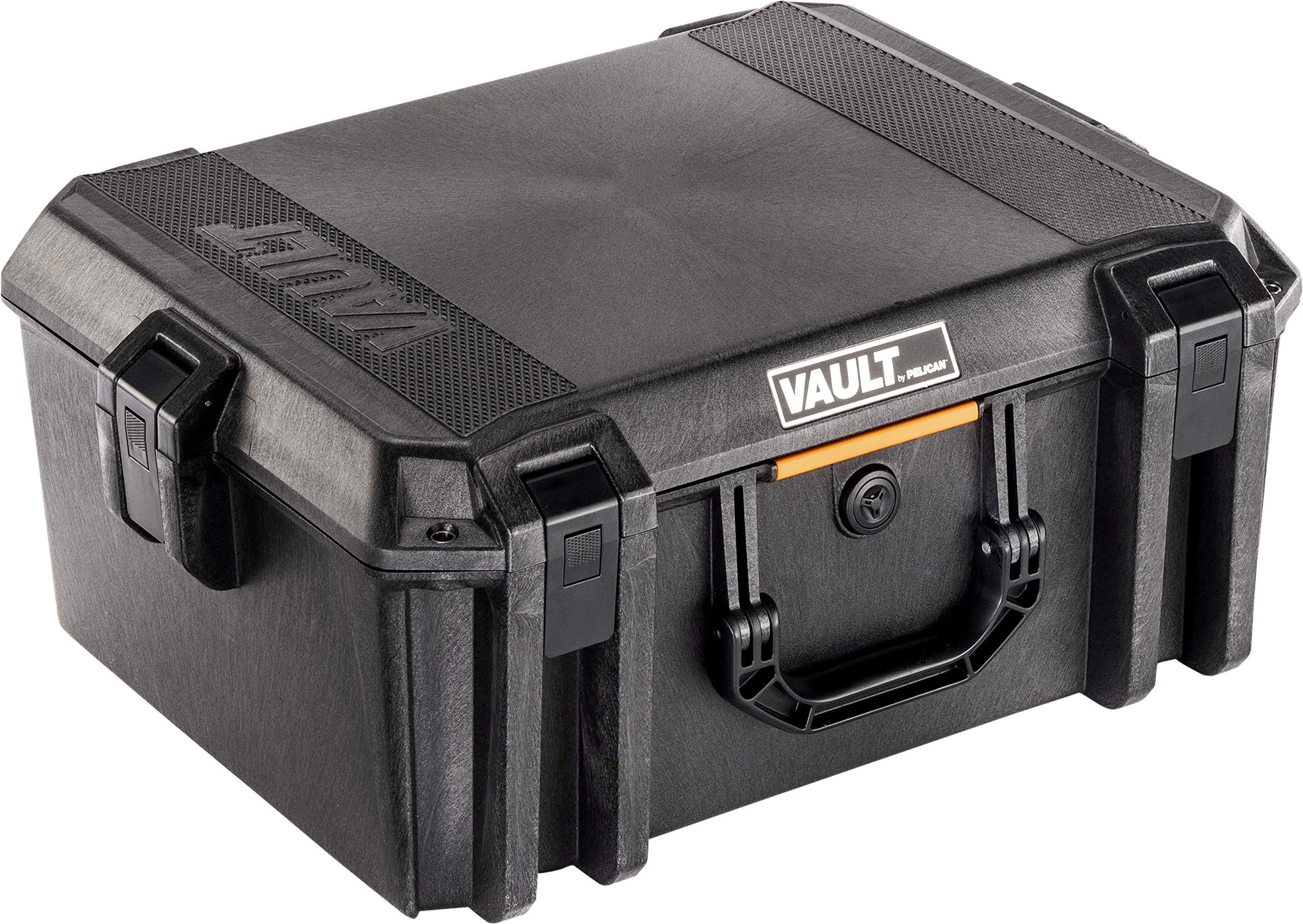 Pelican VCV550-0000-BLK V550 Equipment Case Black w/Foam by Pelican