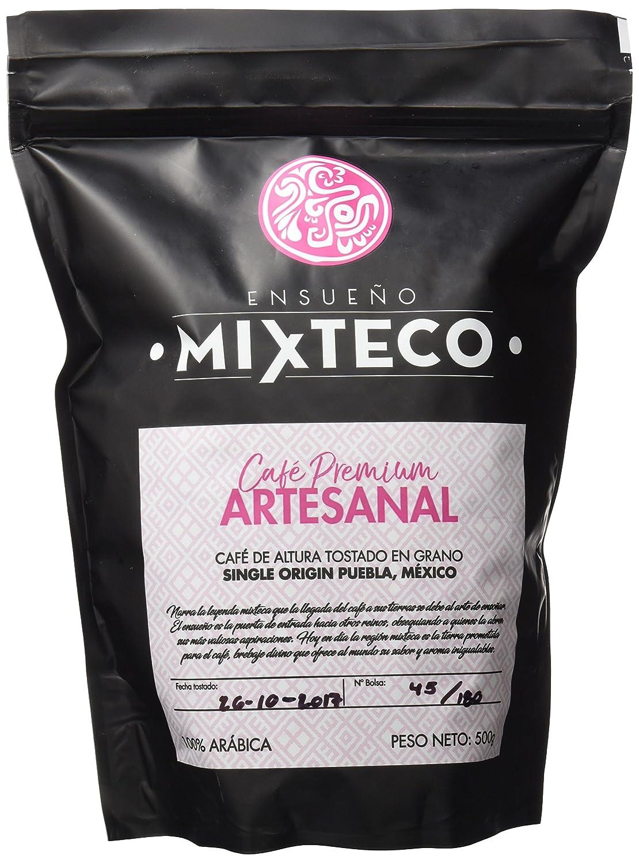 Ensueño Mixteco Café Premium Artesanal en Grano - 500gr