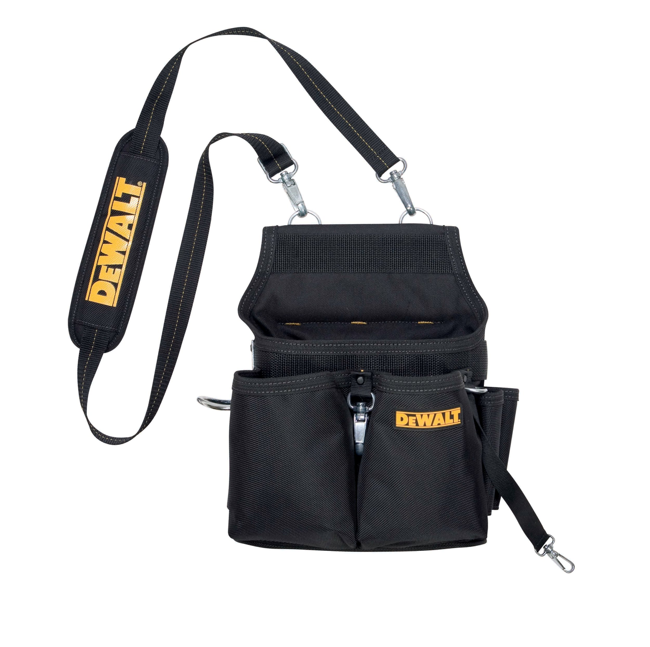 DEWALT DG5680 14 Pocket Professional Electrician's Tool Pouch by Custom Leathercraft