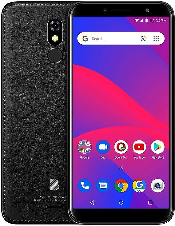 "BLU Studio View 2019-6.0"" GSM Unlocked Smartphone"