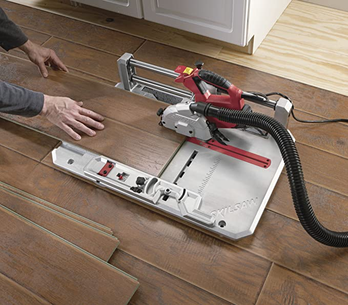Skil 3601 02 Flooring Saw With 36t Contractor Blade Amazon