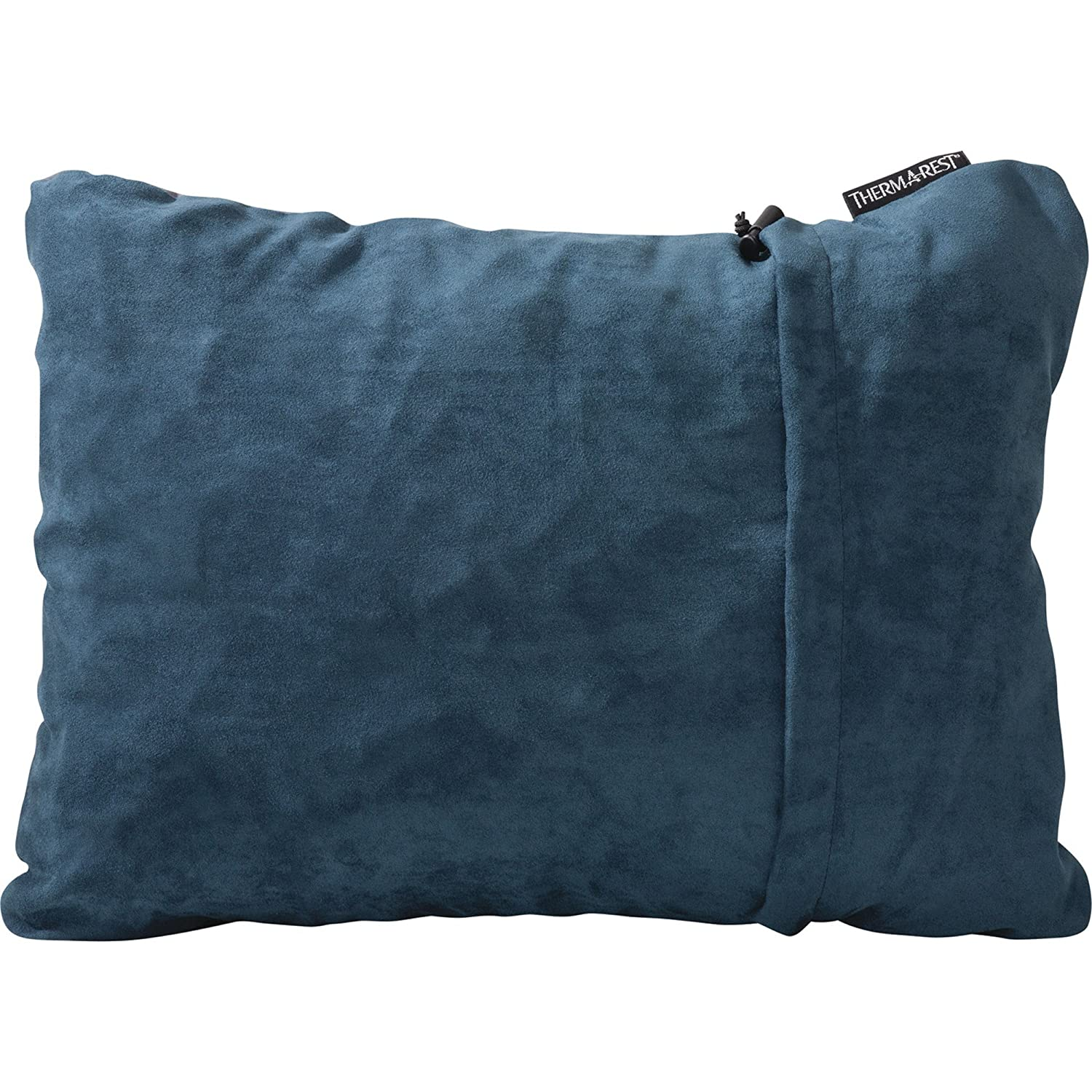 Therm-a-Rest Compressible Travel Pillow for Camping Backpacking Airplanes and Road Trips