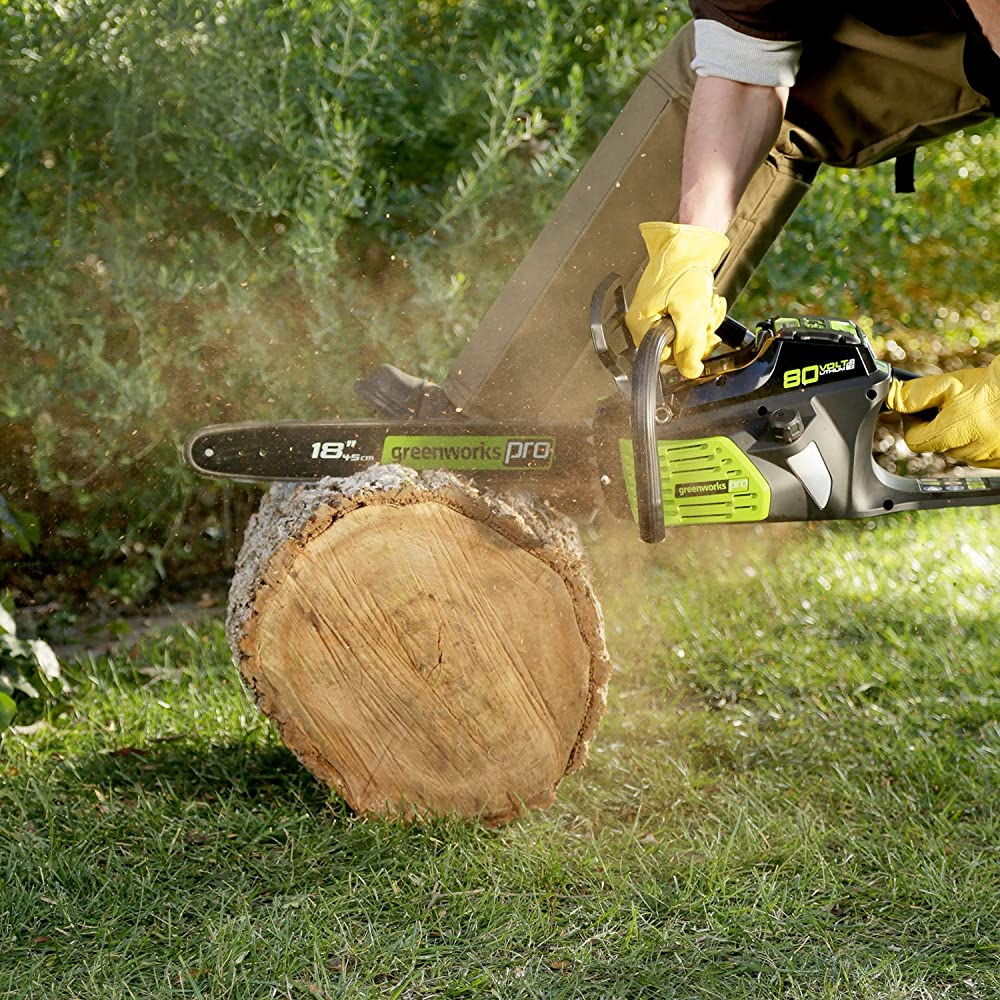 Best 18 Inch Chainsaws – Reviews & Top Picks