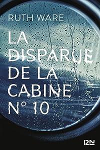 La disparue de la cabine n°10 (French Edition)