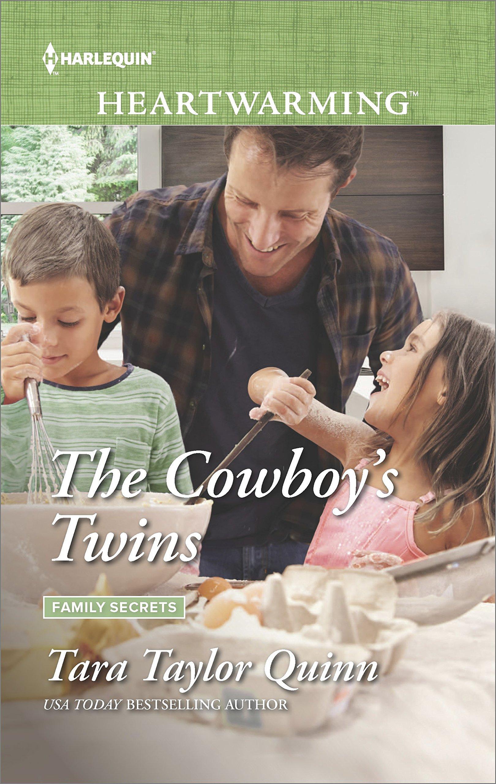 The Cowboy's Twins, Quinn, Tara Taylor