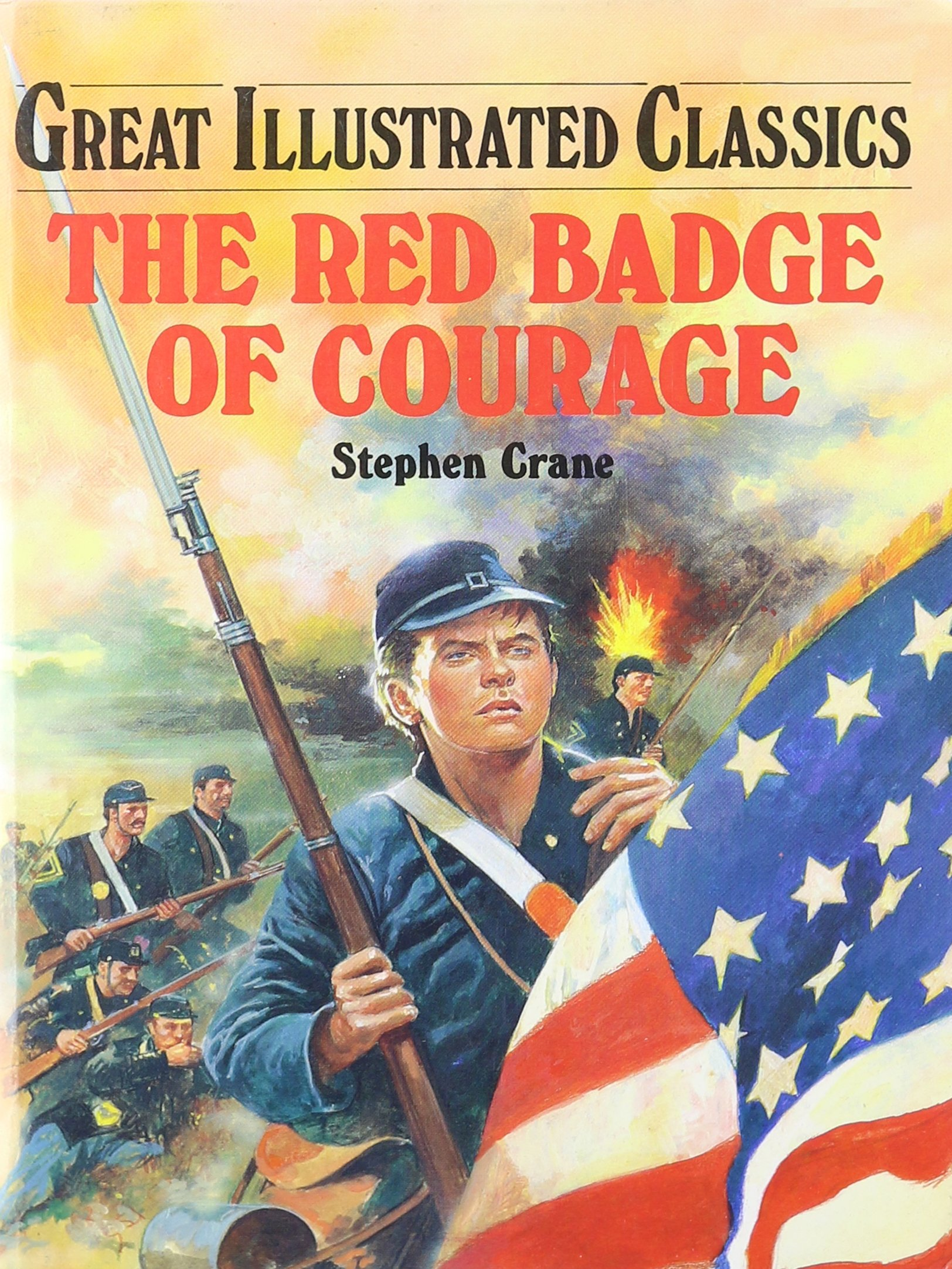 THE RED BADGE OF COURAGE EPUB DOWNLOAD