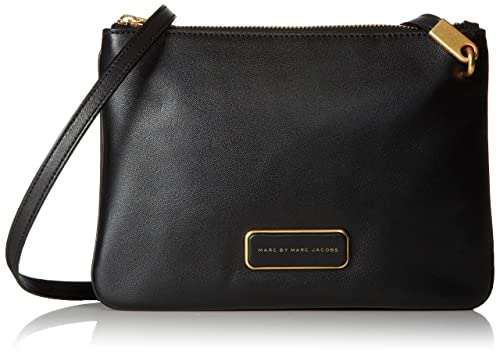 Jacobs Con Double In Borsa Pelle A By Marc Tracolla Nera Percy AqWxnfw67F