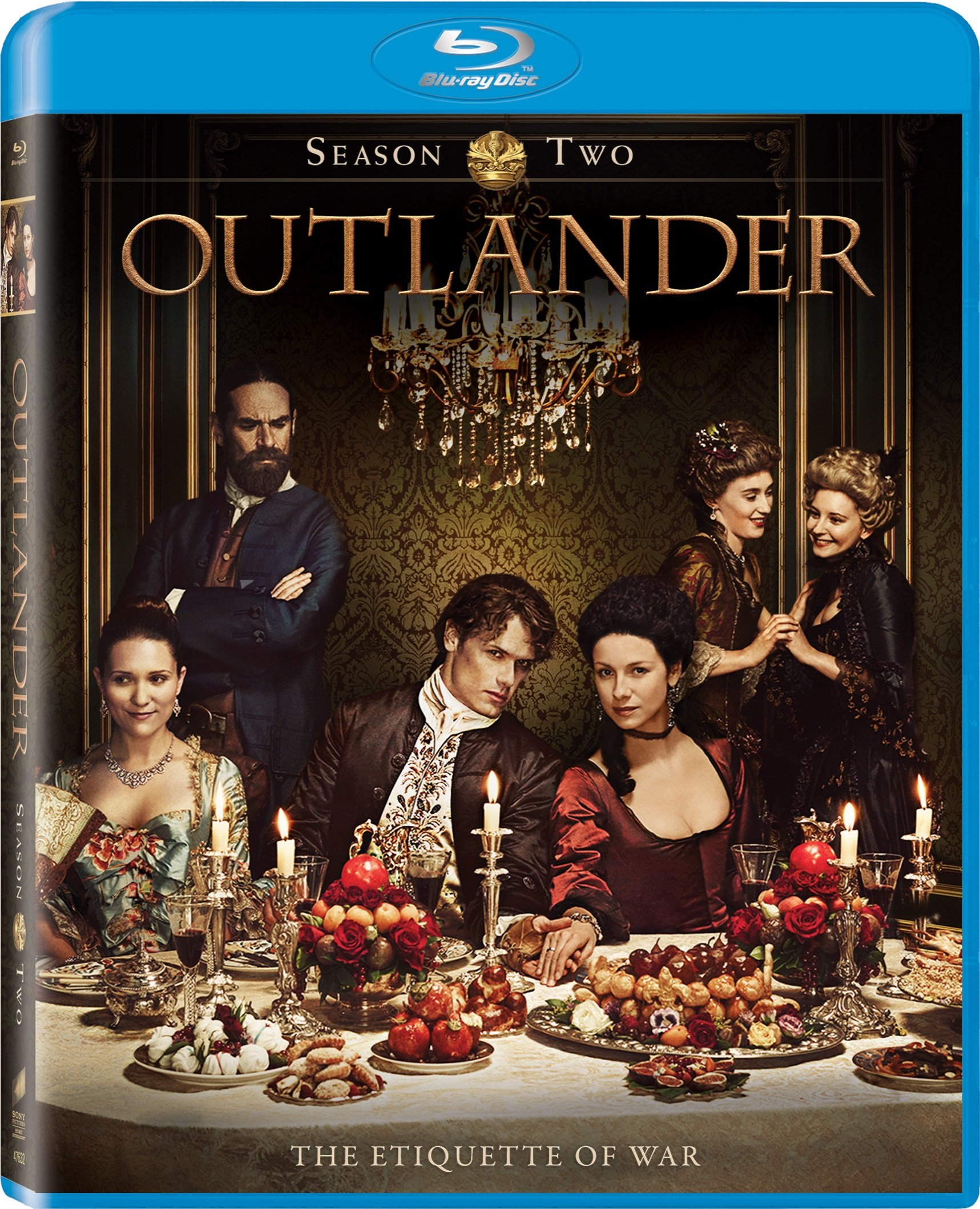 Blu-ray : Outlander: Season Two (Ultraviolet Digital Copy, , Dolby, AC-3)