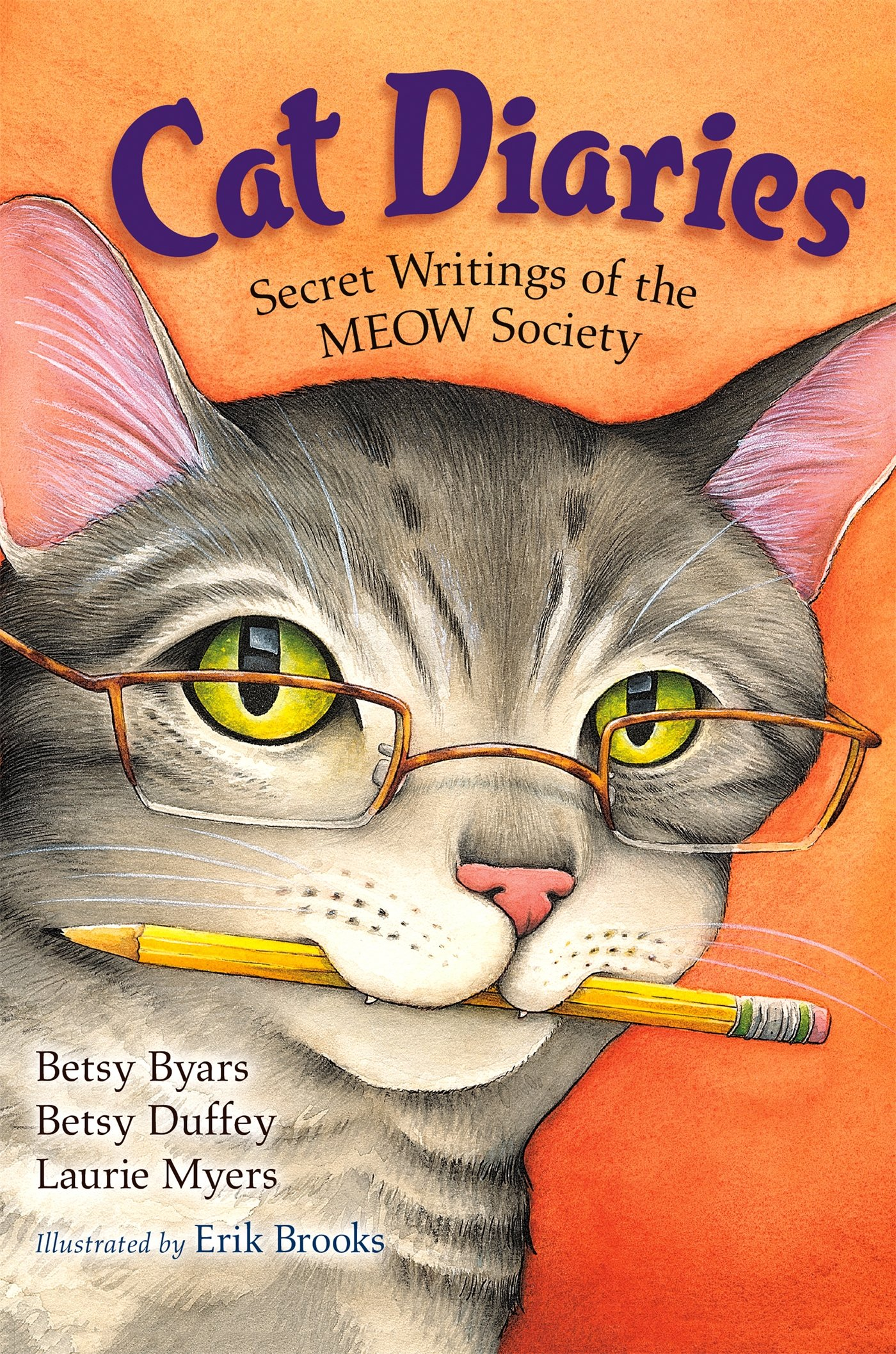 Cat Diaries Secret Writings Society product image