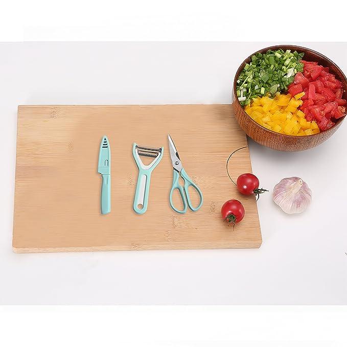 Juego de utensilios de cocina, multifunción, para cocina ...