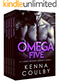 OMEGA FIVE: A 5-Books Romantic Suspense Series