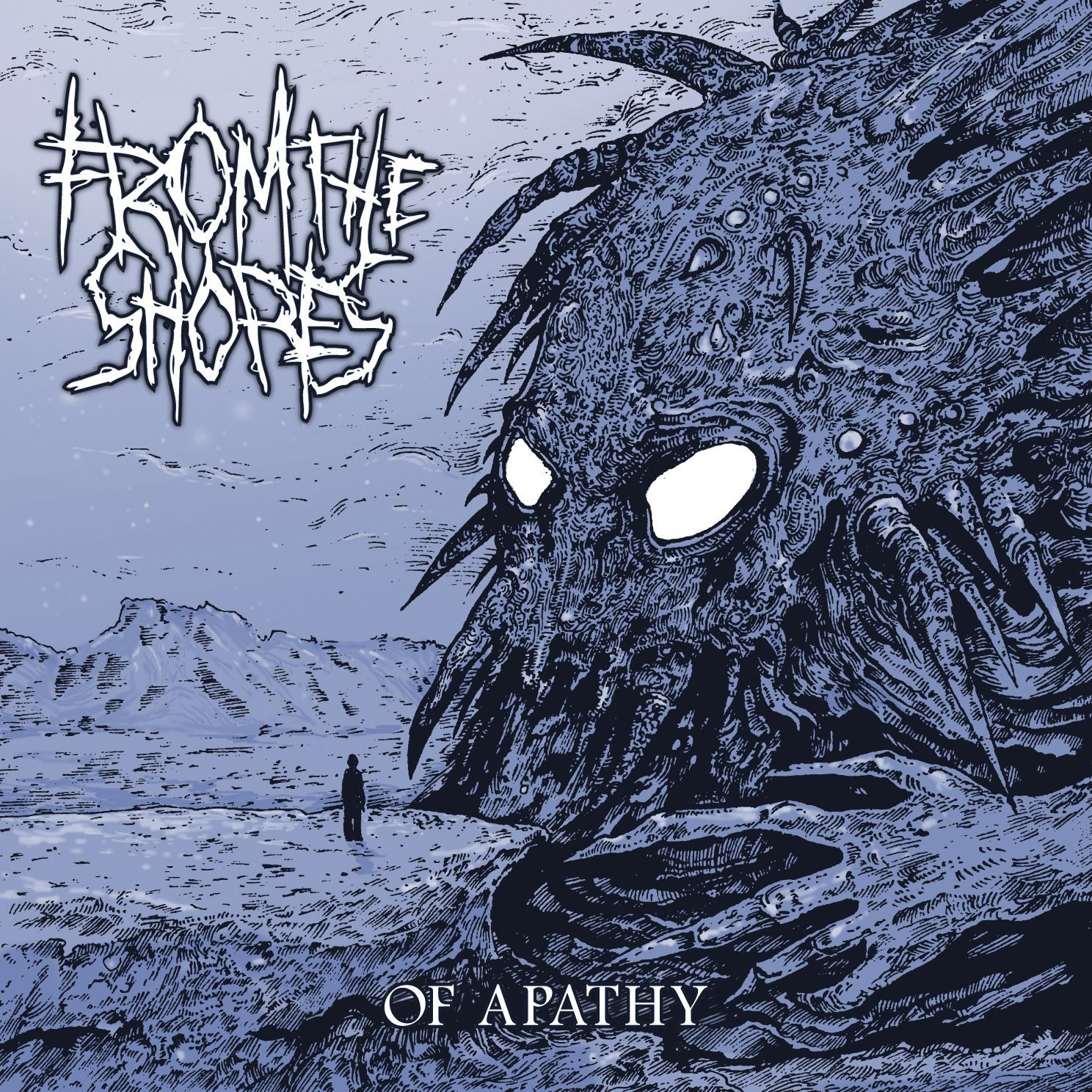 CD : From the Shores - Of Apathy (CD)