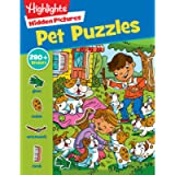 Pet Puzzles (Highlights™ Sticker Hidden Pictures®)