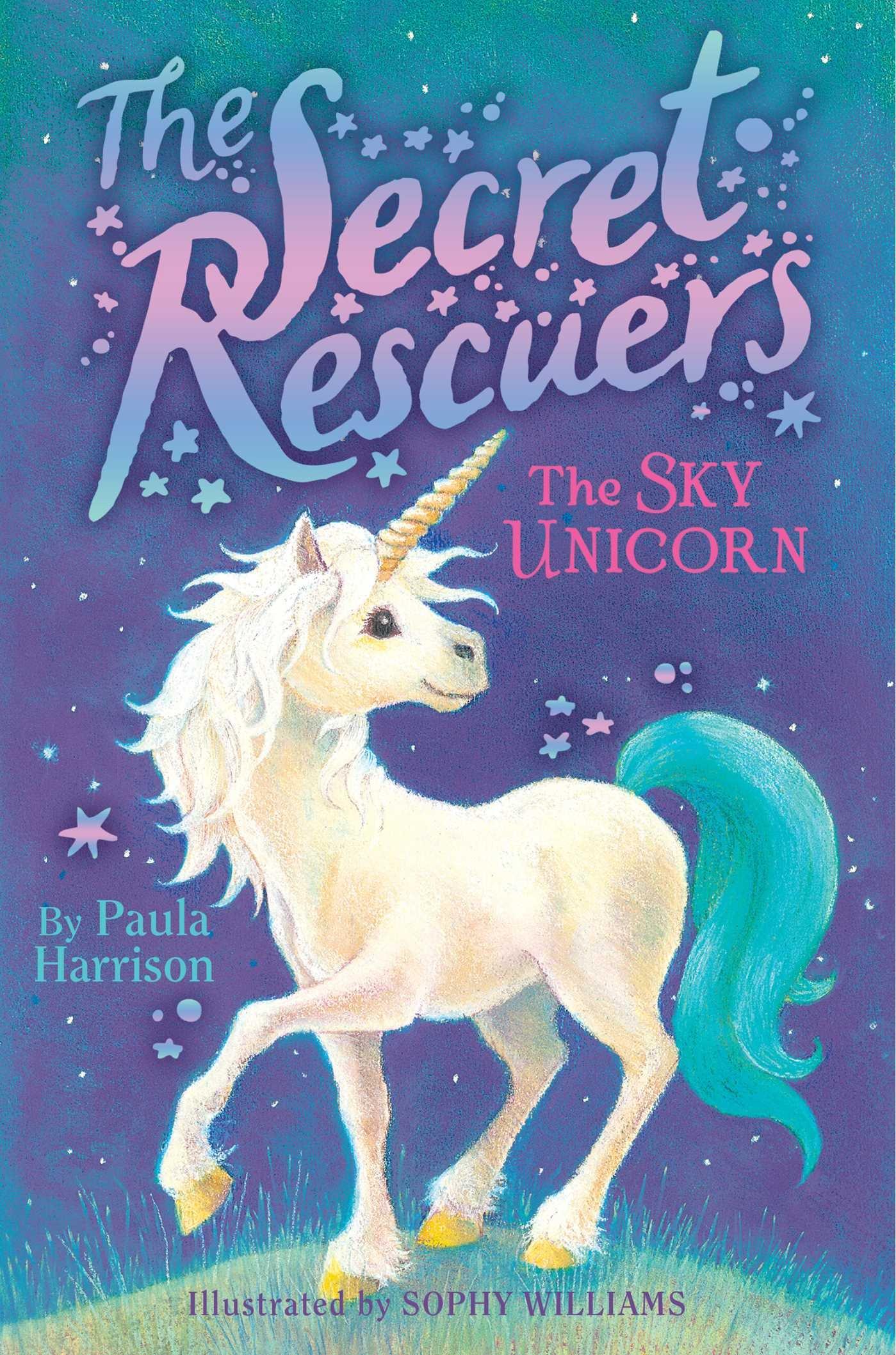 Read Online The Sky Unicorn (The Secret Rescuers) pdf epub