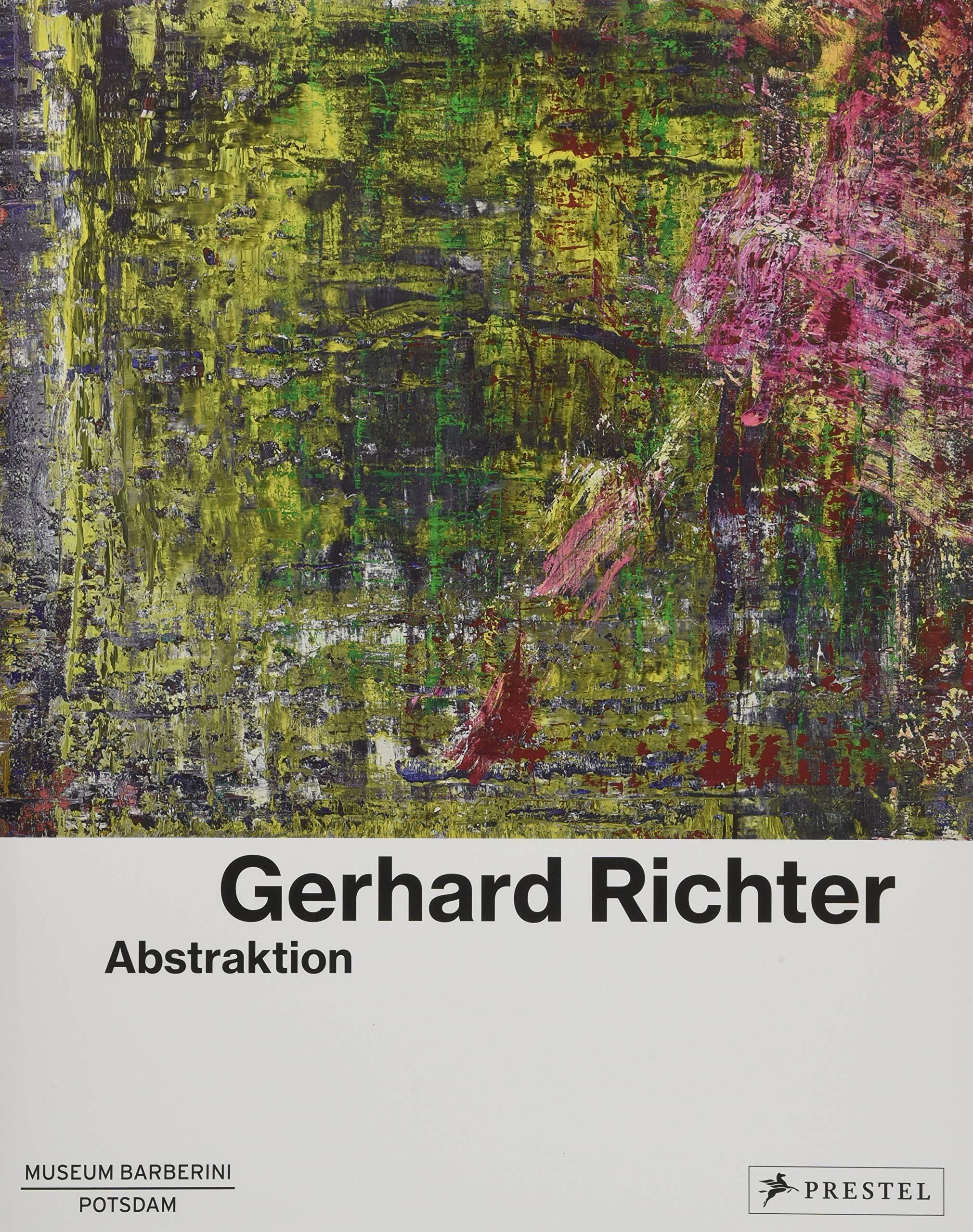Gerhard Richter: Abstraktion: Amazon.de: Ortrud Westheider, Michael ...