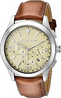 6885f35a07d9 Amazon.com  Michael Kors Men s Lexington Gold-Tone Watch MK8446 ...
