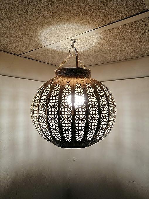 Lámpara étnica diseño marroquí lámpara Farol árabe Oriental ...